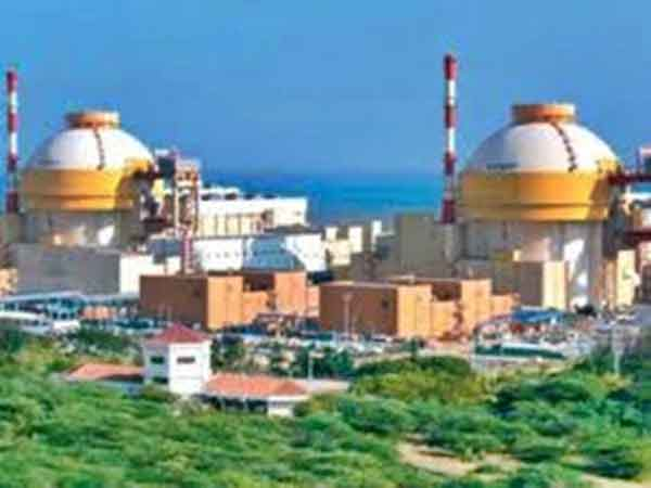 Loss of Rs.950 crore to Koodankulam nuclear power