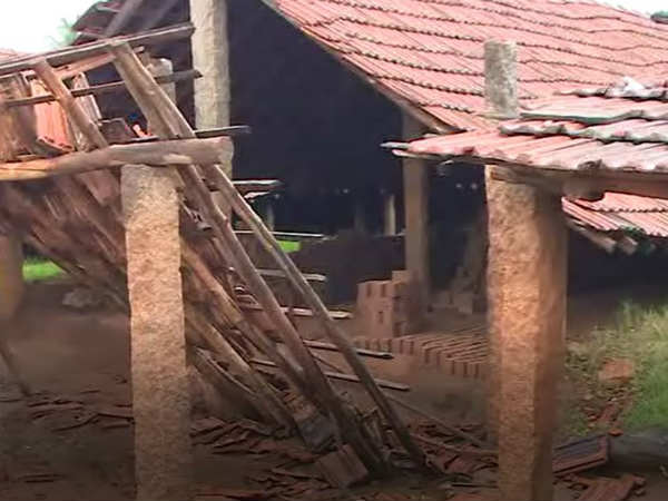 bricks industry affects due to rain in kovai