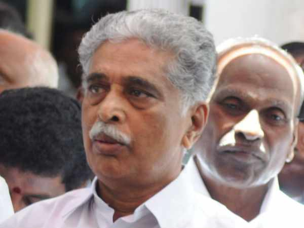 Ramasamy MLA says that i will resign if speaker insists to speak fast