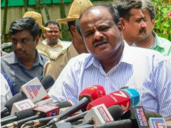 We have some issues in forming Cauvery Management Authority says, Karnataka CM Kumaraswamy