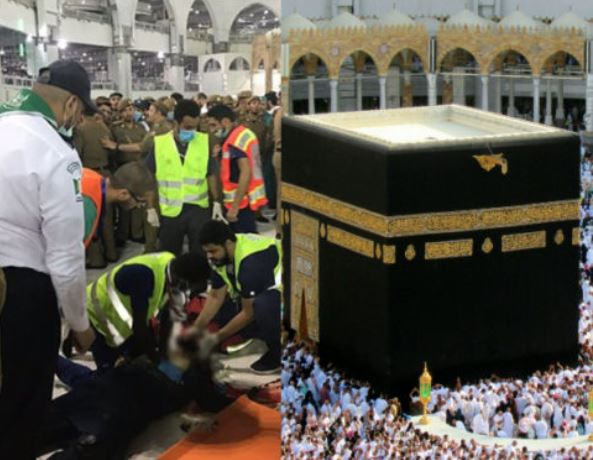 France citizen commits sucide in Mecca Masjid, Saudi Arabia