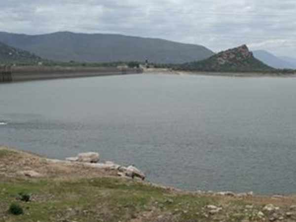 Water level decreasing in Mettur dam