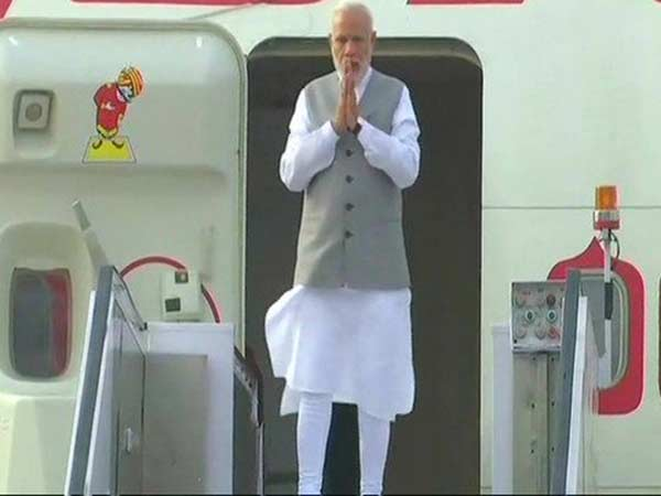 Modi goes to China for the second time in this year