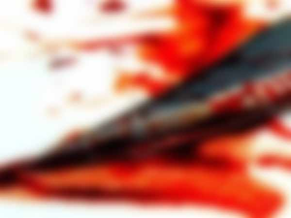 Corporation Employee cut slaughtered near Chennai