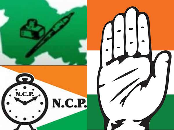 Will PDP join hands with Cong and NCP?