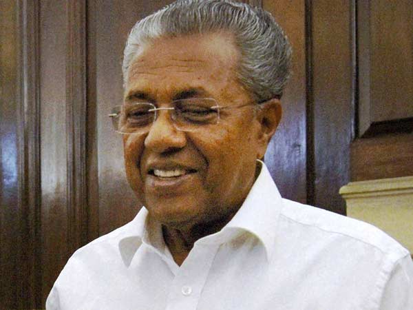 Kerala CM Pinarayi Vijayan Protests Over Coach Factory Project