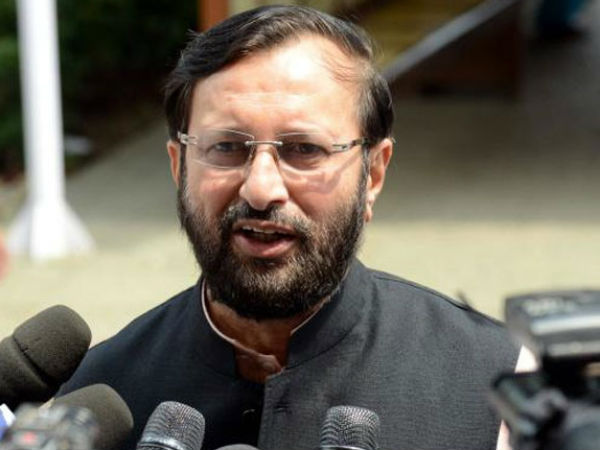 Tamil is not sacked from Central Teachers Eligibility test, says Prakash Javadekar