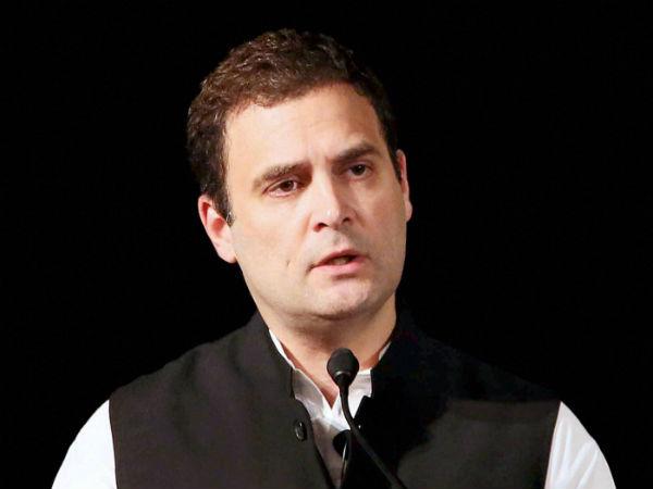 Rahul Gandhi Condolences Kachanatham Caster Murder