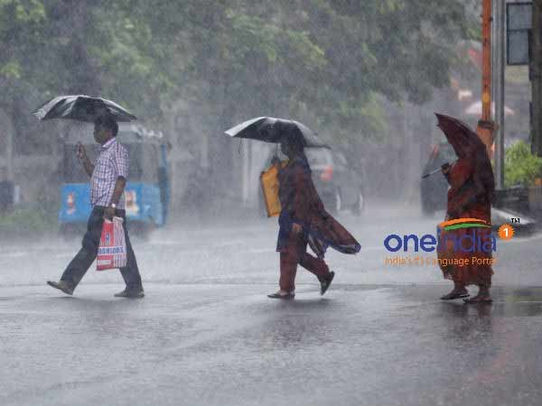 Some places of Tamil Nadu will get heavy thunder rain: Chennai Meteorological center
