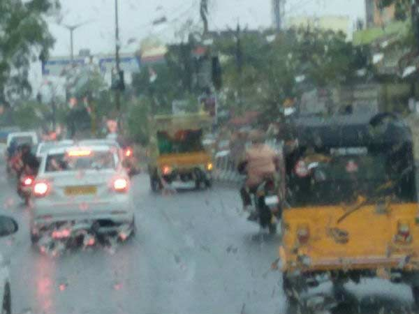 Heavy rain in Coimbatore and Nilgiris districts leads leave for schools
