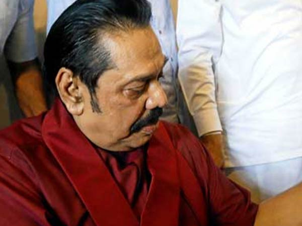 China Funds for Rajapaksa Election campaign in 2015: Newyork Times