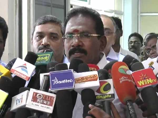 Who ever can come to politics in Tamil Nadu: Sellur Raju