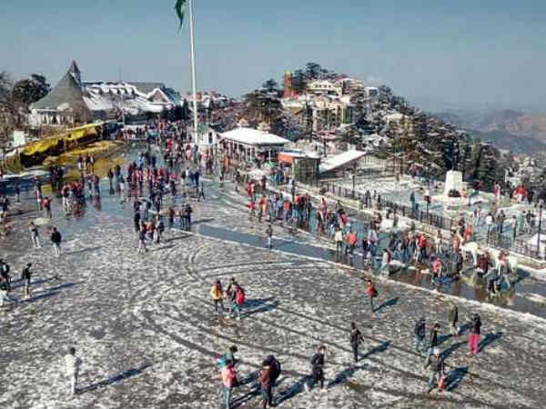 Water crisis over, Hoteliers invites tourists to Shimla