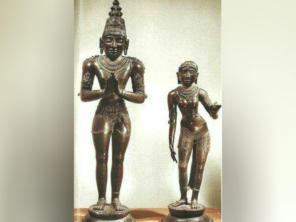 Raja Raja Cholan statues were produced at Kumbakonam Court