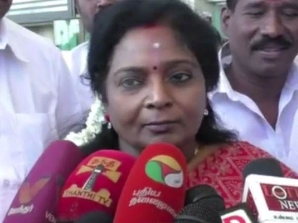 Whatever the judgment of the case may be: Thamizhisai