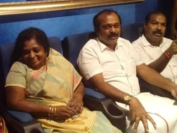 Kaala has good political points and view says, Tamilisai Soundararajan