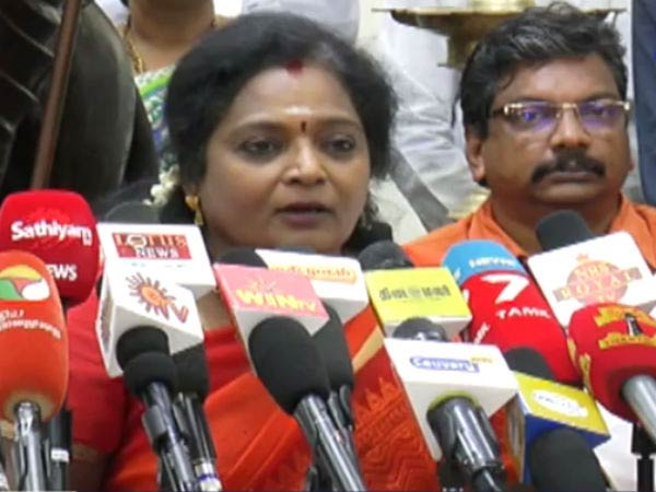 There is no chance to change Neet exam: Tamilisai