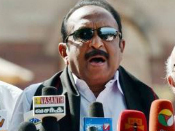 Vaiko Questions on Salem Chennai Highway Project