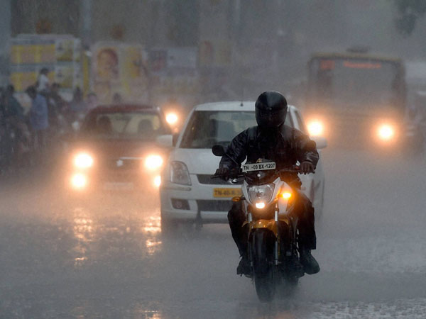 Chennai gets another spell of mild rain