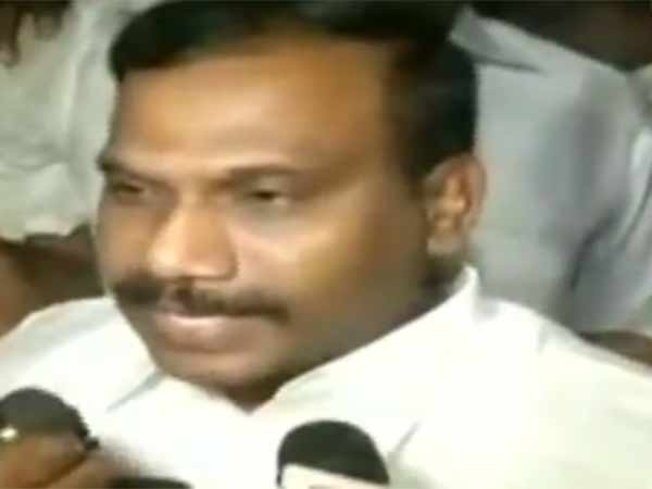 Karunanidhi is in good condition says, A. Raja