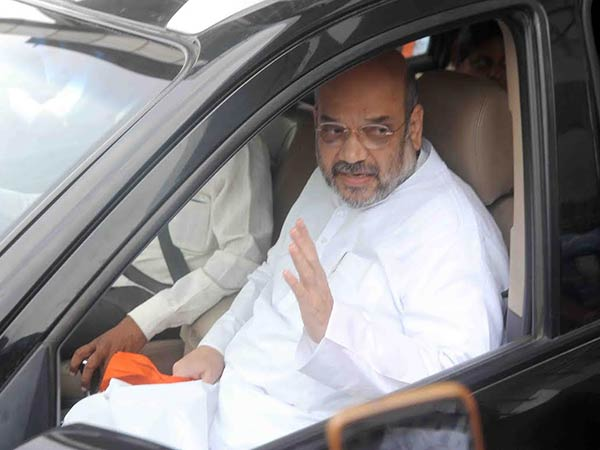 Amit Shah is coming to Chennai to meet party members to discuss on Lok Sabha election