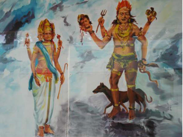 kaal-bhairavasshtami-to-appease-the-lord-of-time-7-4-2018