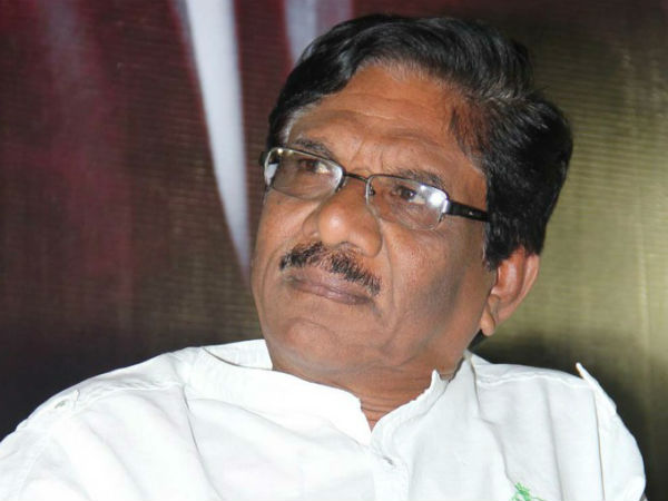 Madras HC grants Anticipatory bail to Bharathiraja