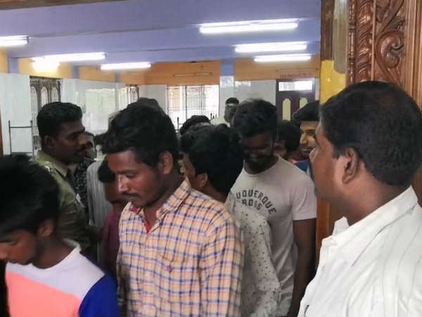 Chennai Police conduct searching operation, suspected 94 person arrested