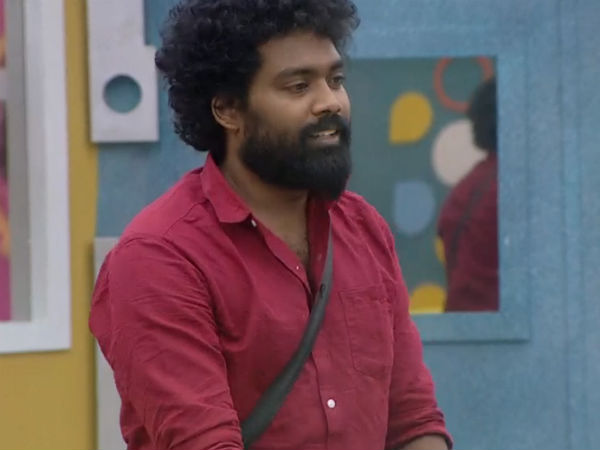 big boss 2 tamil dany complains about mahat