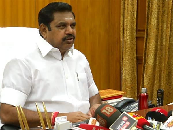 Chief Minister Edappadi Palanisamy says, Orderly system not in present