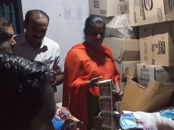 Rs.8.5 lakh worth 750 gutkha seized in Kovai