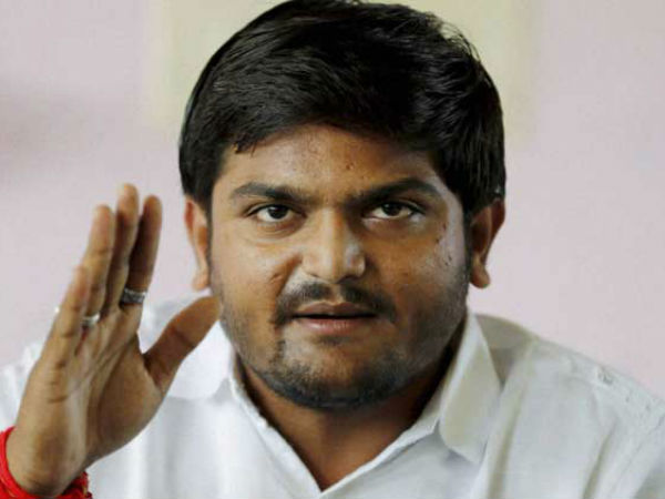 BJP office vandalizing case, 2 years jail for Hardik Patel