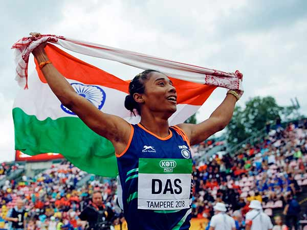 Hima Das' caste highly searched on Google