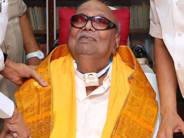DMK cadres perform poojas in Temples