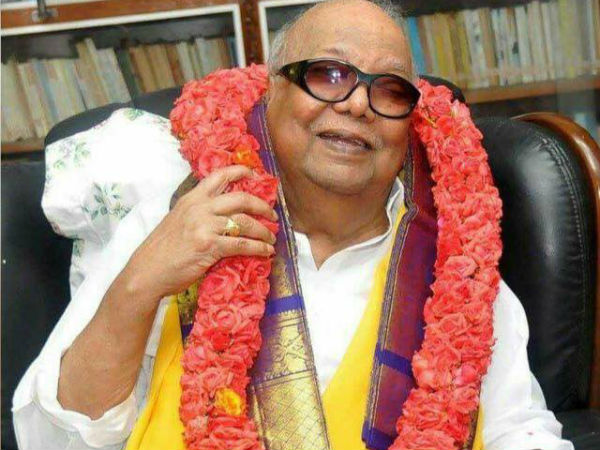 Karunanidhi 13 straight record win in Assembly elections