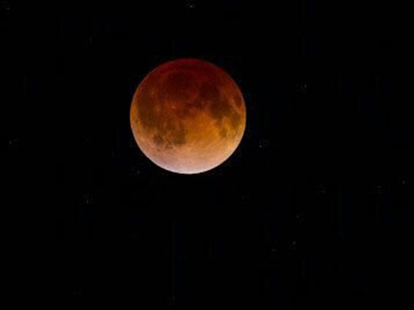 Lunar Eclipse 2018: Blood Moon and Mars comes together