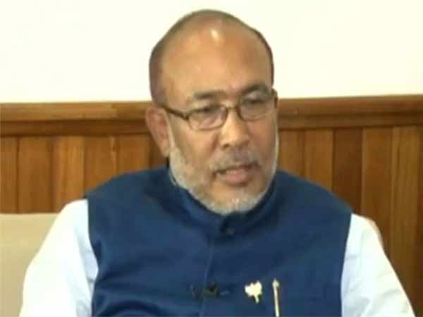 Manipur CM warns to Centre over Naga Talks