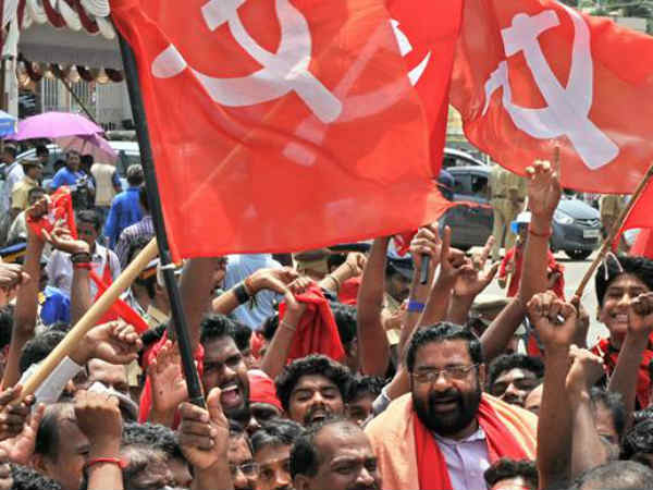 Marxist communist party announced hiking from Thiruvannamalai to Salem against 8 ways road