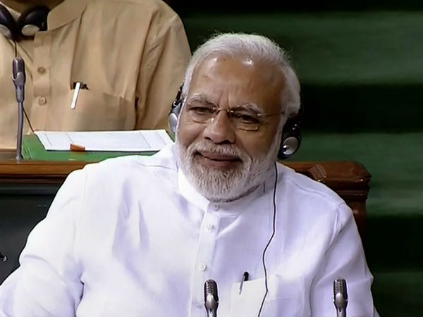 Why PM Modi laughed when Rahul Gandhis speech?