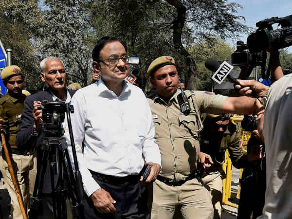 CBI files supplementary charge sheet in Aircel Maxis case against P Chidambaram