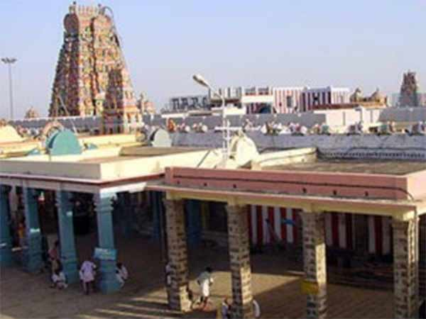 Fire accident in Pazhani temple office
