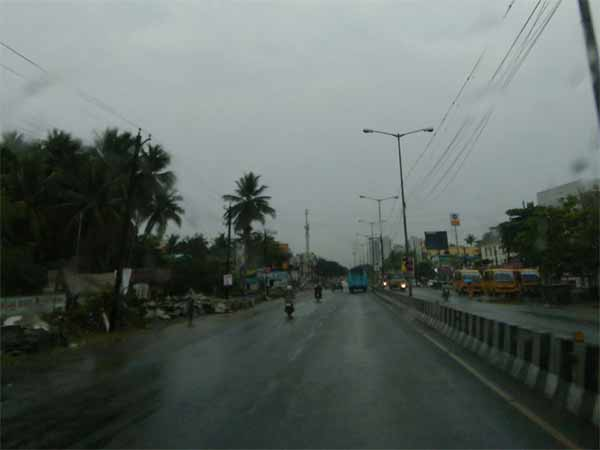 Nilgris and Coimbatore will get heavy rain: Chennai Meteorological center