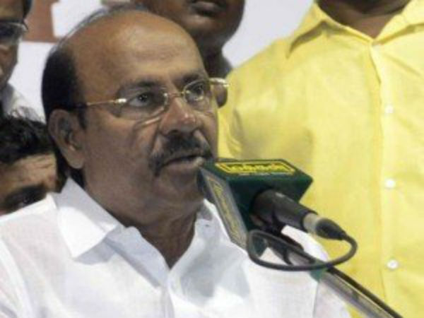 Ramadoss questions that the TN Government will act for Central
