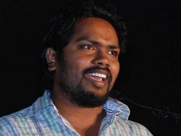 Director Pa.Ranjith tweet about Anganwadi cook transfer incident