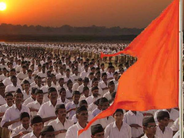 A Muslim organization train martial art to its member like RSS