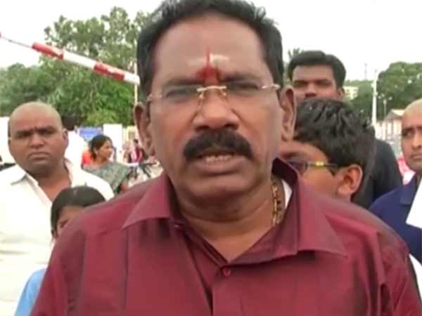 Sellur Raju says, Didn't protest M.K.Stalin that's exclamation