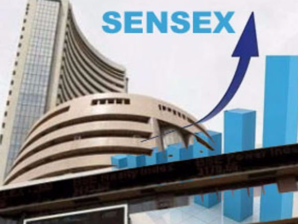 Sensex at an all-time high of 37,000