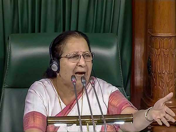 Rahul is like my son, says Sumitra Mahajan