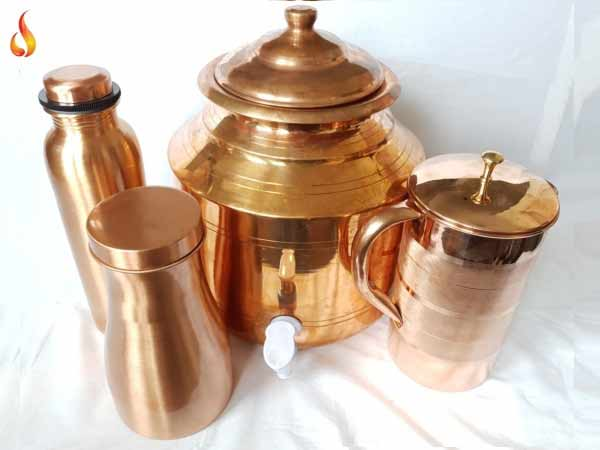 STANDARD COLD PRESSED OIL will sale Copper Cooking items in Online