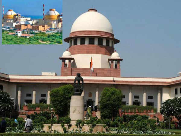 Koodankulam nuclear power plant can not be closed: Supreme court